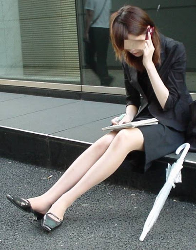 三次元 3次元 エロ画像 美脚 素人 街撮り べっぴん娘通信 32