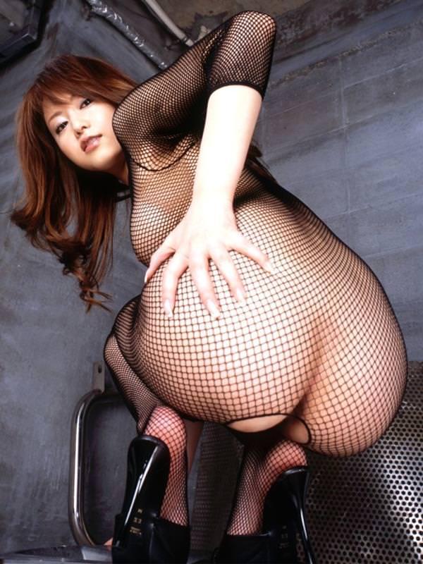 三次元 3次元 エロ画像 全身網タイツ べっぴん娘通信 20