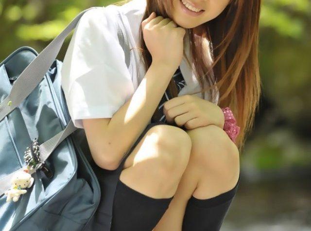 三次元 3次元 エロ画像 JK 女子校生 パンチラ べっぴん娘通信 01