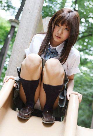 三次元 3次元 エロ画像 JK 女子校生 パンチラ べっぴん娘通信 40