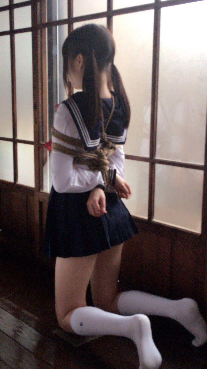 三次元 3次元 エロ画像 緊縛 JK 女子校生 べっぴん娘通信 05