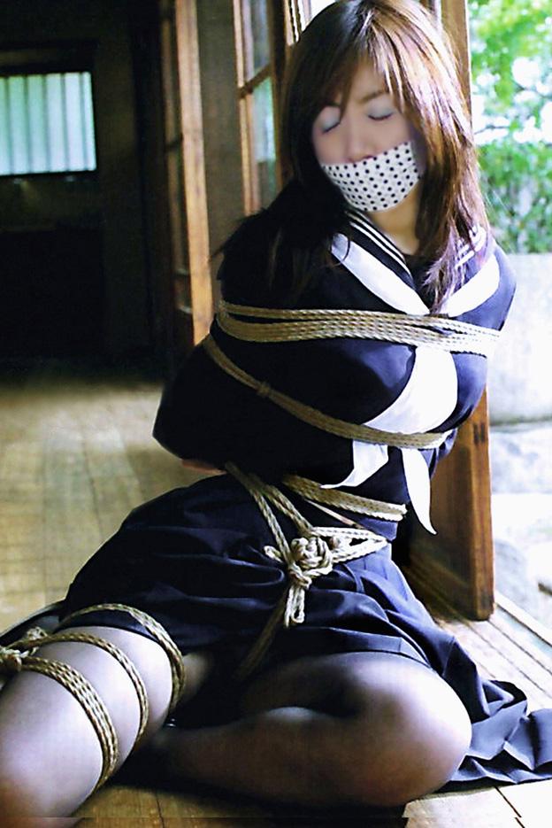 三次元 3次元 エロ画像 緊縛 JK 女子校生 べっぴん娘通信 26
