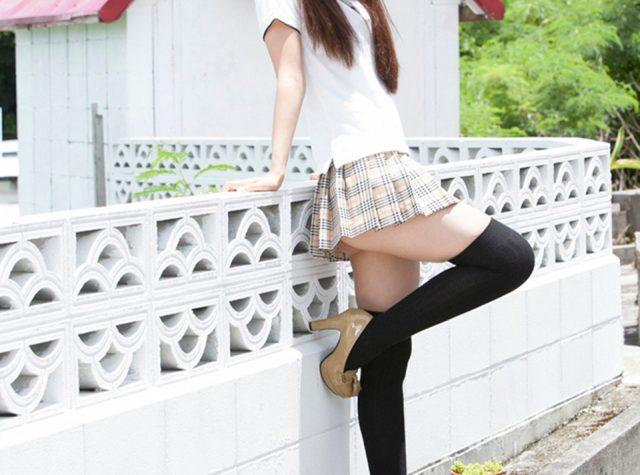 三次元 3次元 エロ画像 ミニスカ 美脚 べっぴん娘通信 01