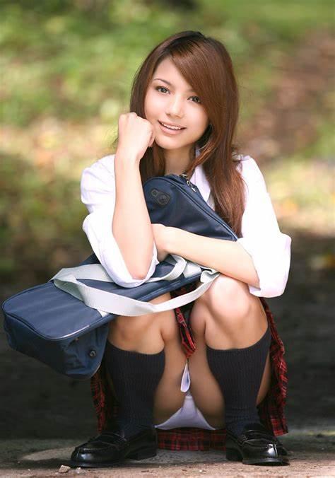 三次元 3次元 エロ画像 JK 女子校生 パンチラ べっぴん娘通信 28