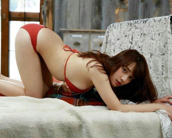 三次元 3次元 エロ画像 赤 ビキニ べっぴん娘通信 05
