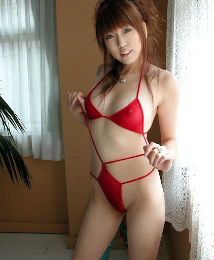 三次元 3次元 エロ画像 赤 ビキニ べっぴん娘通信 40