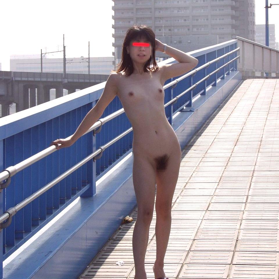 三次元 3次元 エロ画像 露出 野外 貧乳 微乳 ちっぱい べっぴん娘通信 15