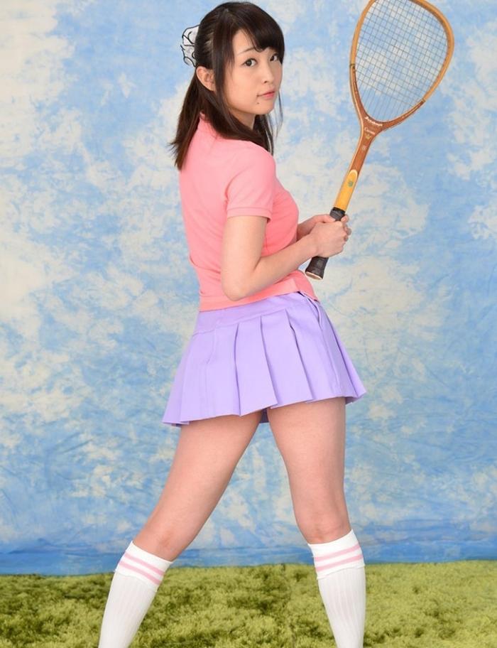三次元 3次元 エロ画像 テニスウェア べっぴん娘通信 02