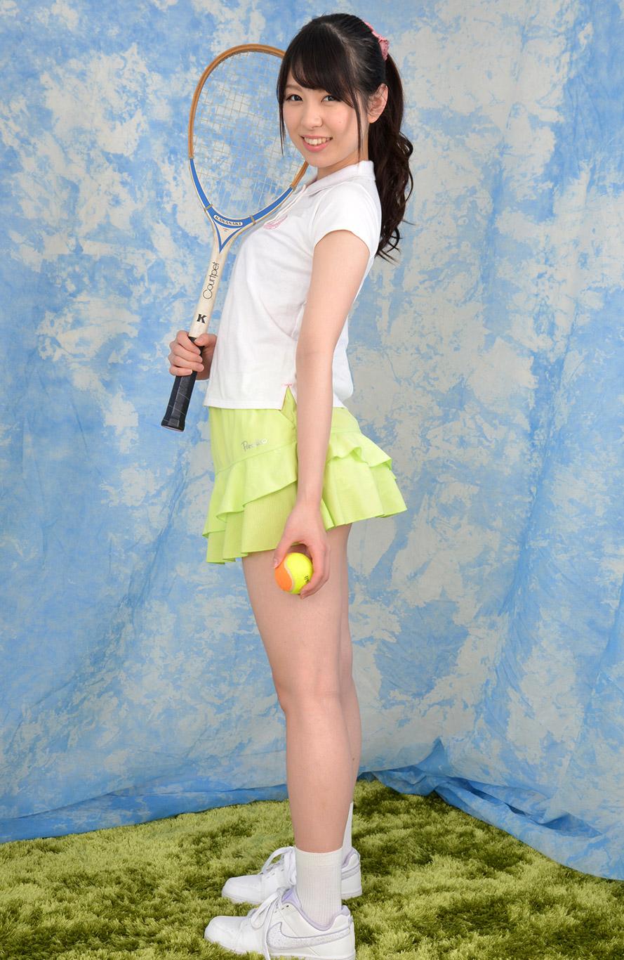 三次元 3次元 エロ画像 テニスウェア べっぴん娘通信 15