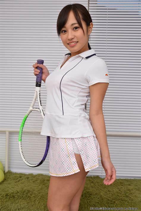 三次元 3次元 エロ画像 テニスウェア べっぴん娘通信 24