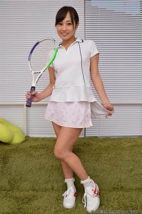 三次元 3次元 エロ画像 テニスウェア べっぴん娘通信 27