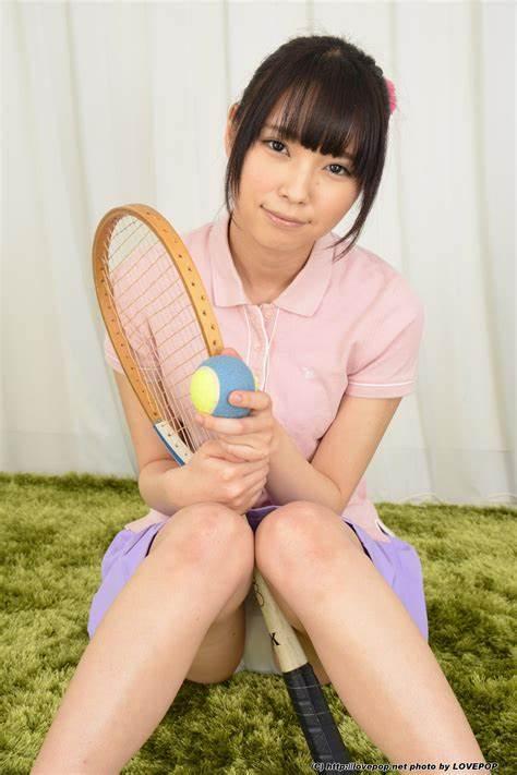 三次元 3次元 エロ画像 テニスウェア べっぴん娘通信 31