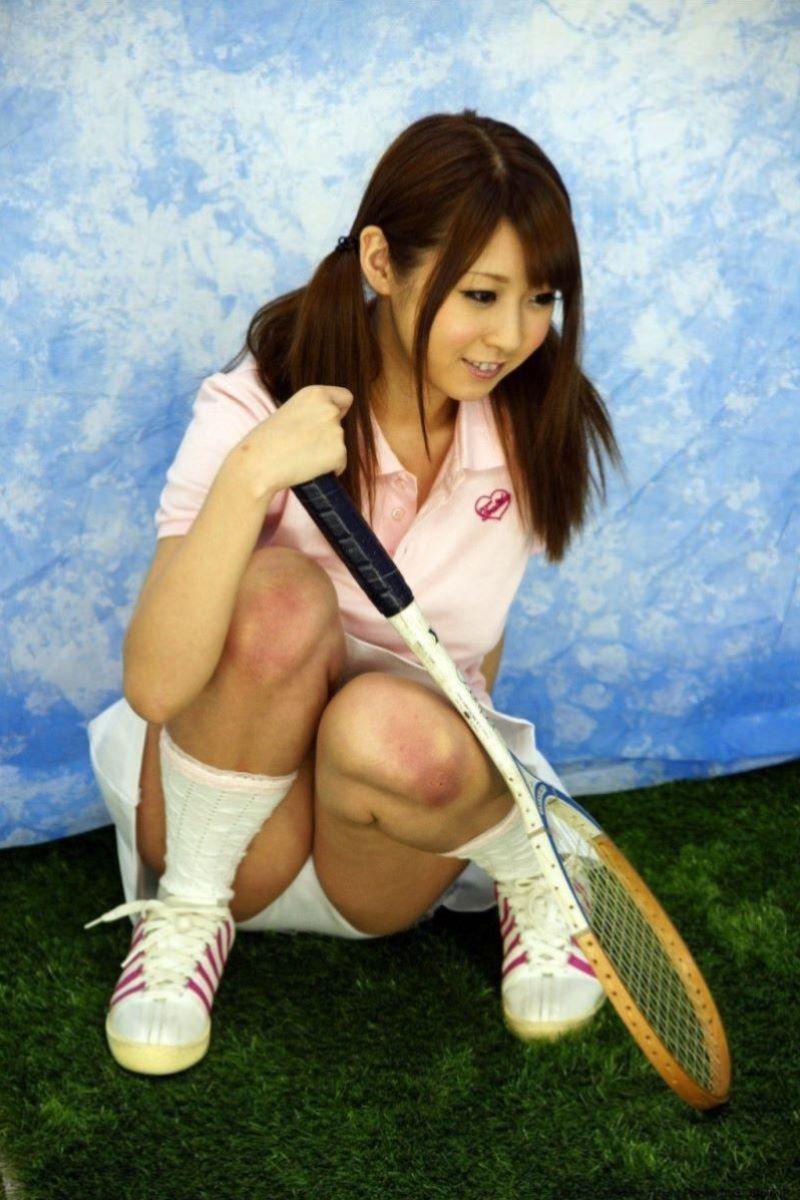 三次元 3次元 エロ画像 テニスウェア べっぴん娘通信 37