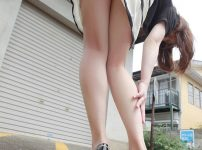 三次元 3次元 エロ画像 素人 美脚 街角 べっぴん娘通信 01