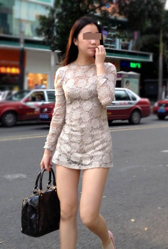 三次元 3次元 エロ画像 素人 美脚 街角 べっぴん娘通信 36