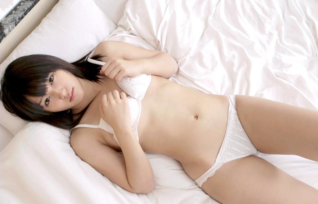 三次元 3次元 エロ画像 ベッド べっぴん娘通信 38