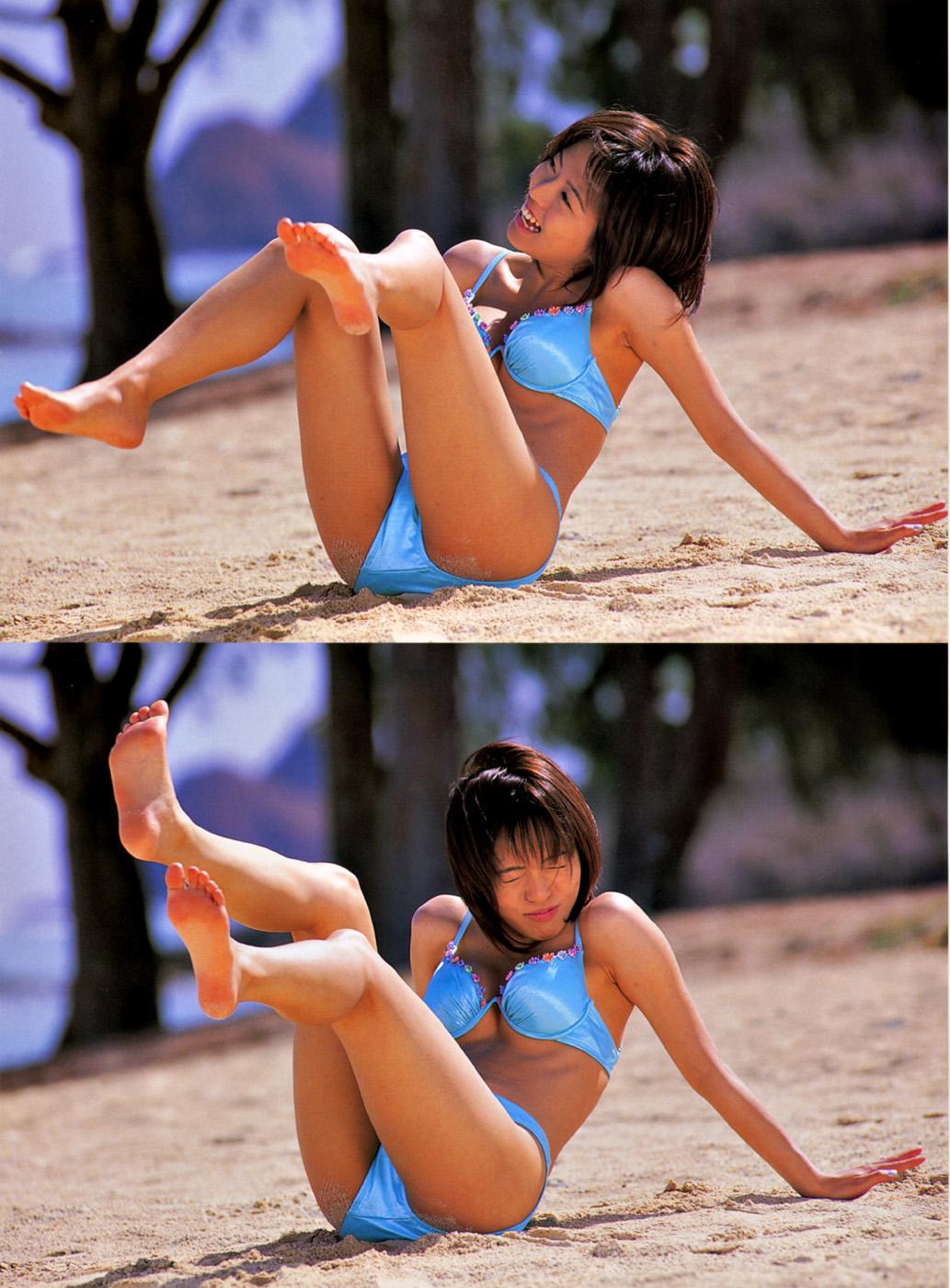 三次元 3次元 エロ画像 ビキニ 水着 べっぴん娘通信 17