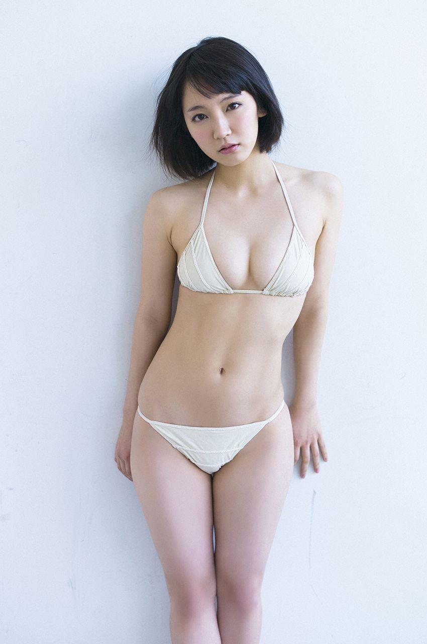三次元 3次元 エロ画像 ショートカット ビキニ 水着 べっぴん娘通信 22