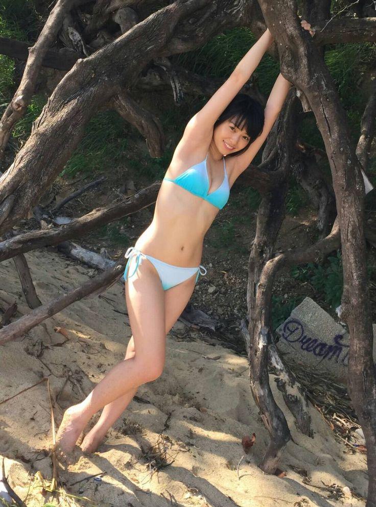 三次元 3次元 エロ画像 ショートカット ビキニ 水着 べっぴん娘通信 23