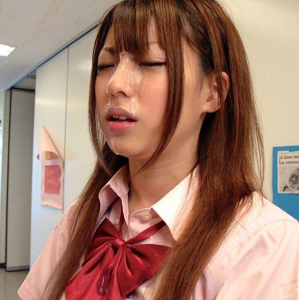 三次元 3次元 エロ画像 顔射 女子校生 JK べっぴん娘通信 20