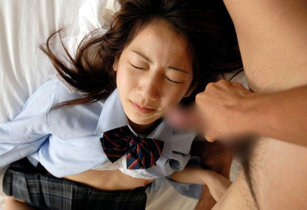三次元 3次元 エロ画像 顔射 女子校生 JK べっぴん娘通信 32