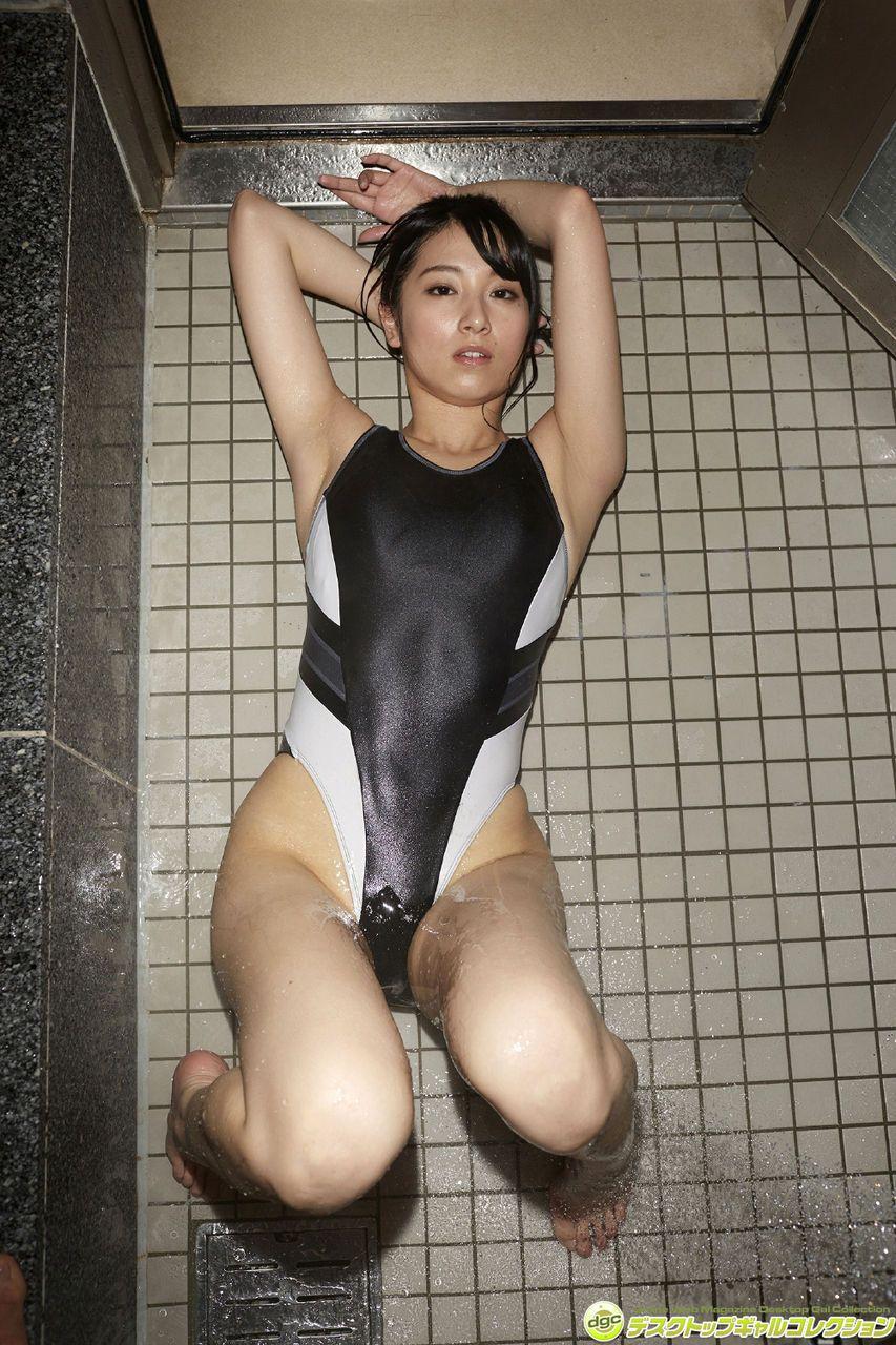 三次元 3次元 エロ画像 競泳水着 グラビア べっぴん娘通信 05
