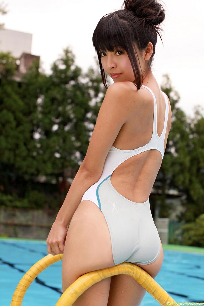 三次元 3次元 エロ画像 競泳水着 グラビア べっぴん娘通信 19