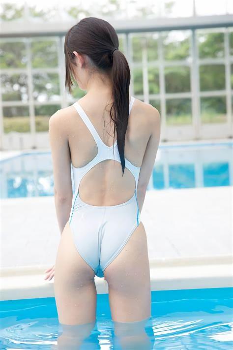 三次元 3次元 エロ画像 競泳水着 グラビア べっぴん娘通信 30