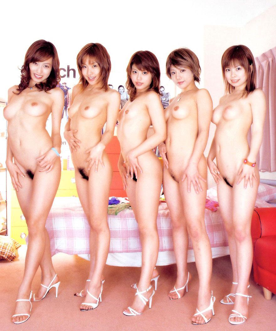 三次元 3次元 エロ画像 複数女性 ヌード べっぴん娘通信 09