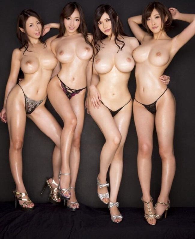 三次元 3次元 エロ画像 複数女性 ヌード べっぴん娘通信 14