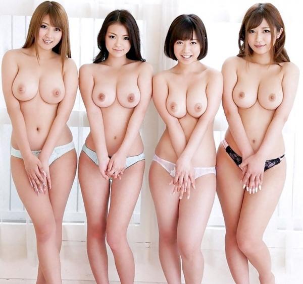 三次元 3次元 エロ画像 複数女性 ヌード べっぴん娘通信 22