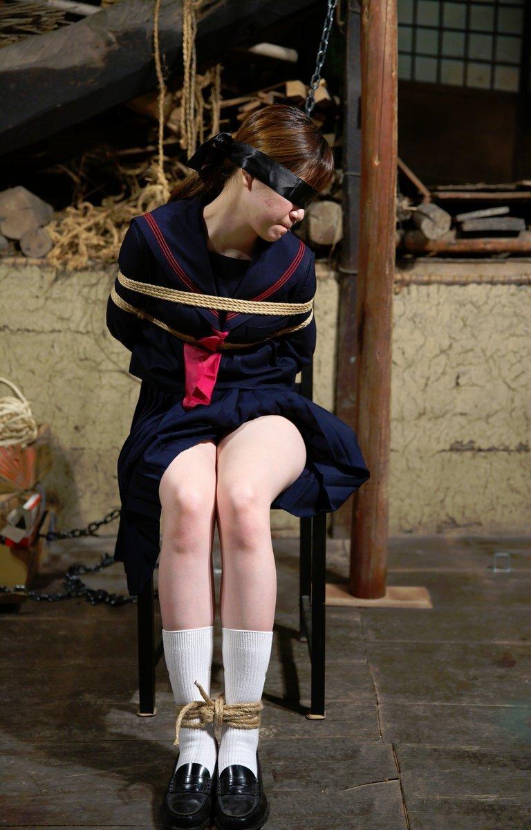 三次元 3次元 エロ画像 緊縛 女子校生 JK べっぴん娘通信 12