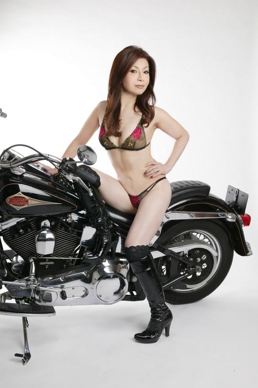 三次元 3次元 エロ画像 バイク べっぴん娘通信 16