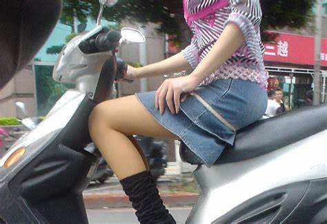 三次元 3次元 エロ画像 バイク べっぴん娘通信 38