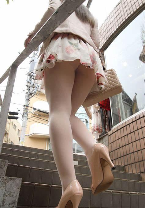 三次元 3次元 エロ画像 パンチラ 階段 べっぴん娘通信 21