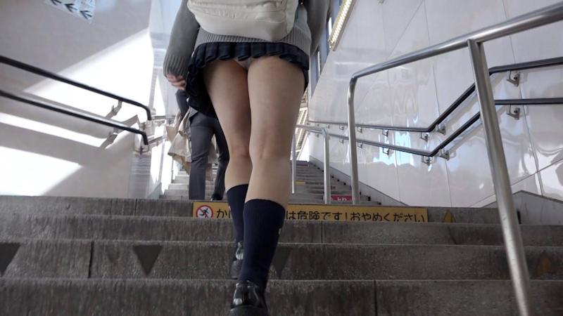 三次元 3次元 エロ画像 パンチラ 階段 べっぴん娘通信 33
