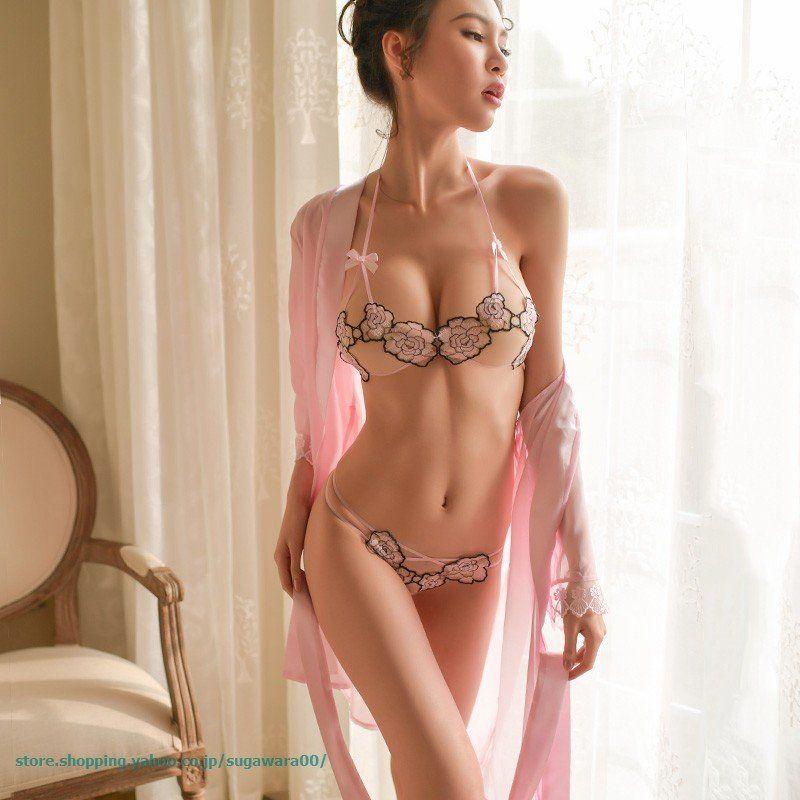 三次元 3次元 エロ画像 ピンク 下着 ランジェリー べっぴん娘通信 23