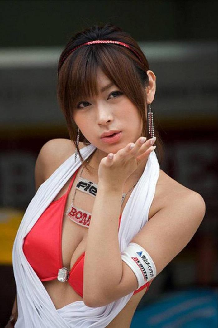 三次元 3次元 エロ画像 キャンペーンガール べっぴん娘通信 04