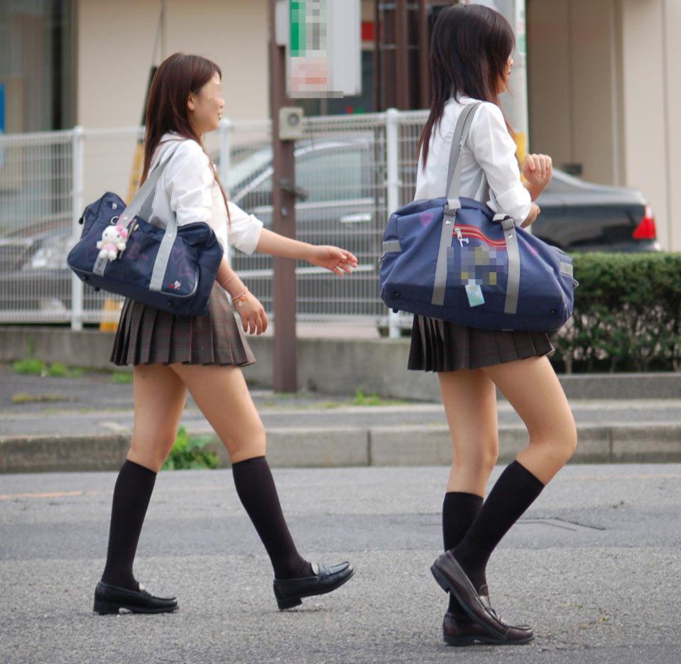 三次元 3次元 エロ画像 街撮り 女子校生 JK べっぴん娘通信 06