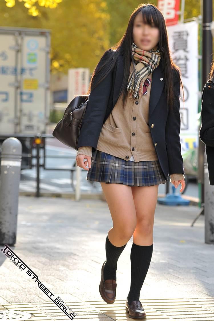 三次元 3次元 エロ画像 街撮り 女子校生 JK べっぴん娘通信 11