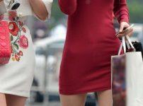 三次元 3次元 エロ画像 ブーツ 街撮り べっぴん娘通信 01
