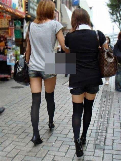 三次元 3次元 エロ画像 街撮り ニーソックス べっぴん娘通信 26