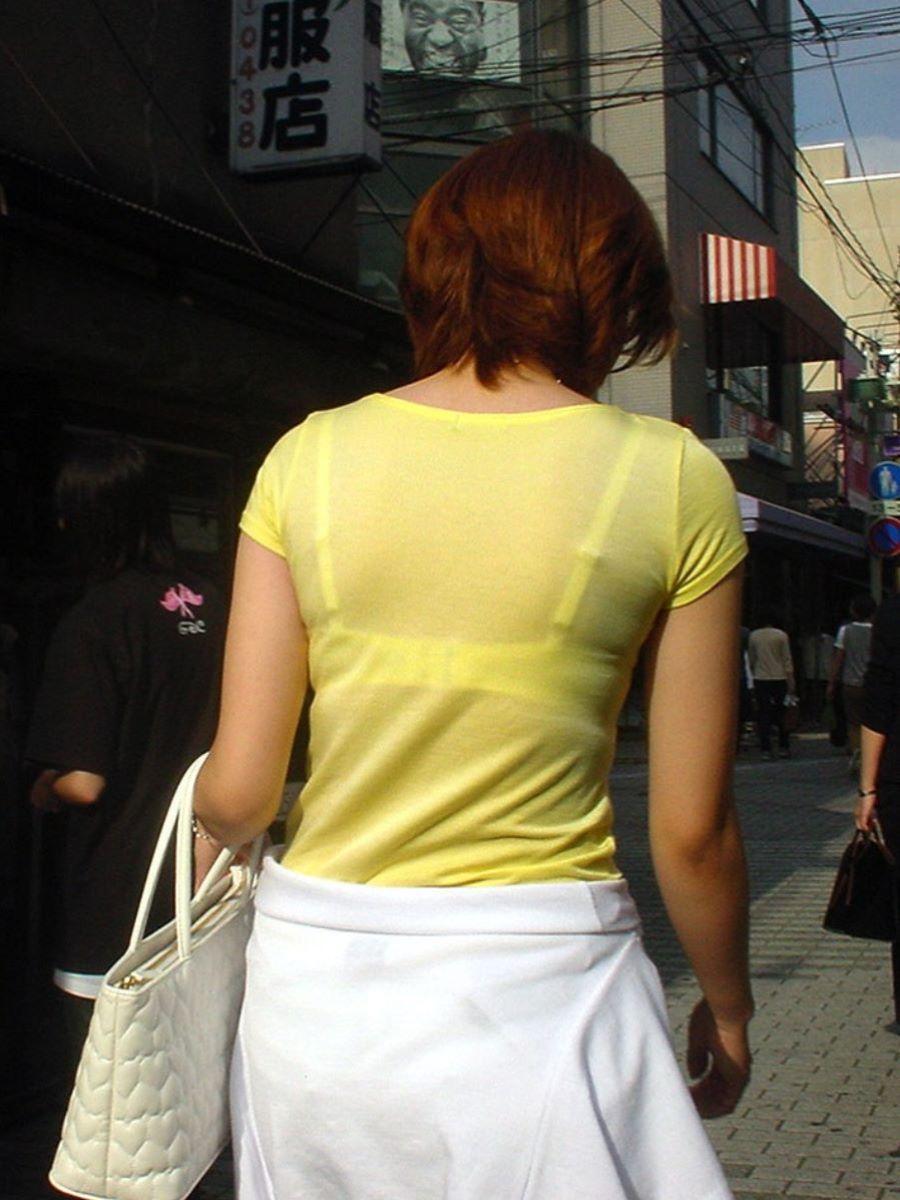 三次元 3次元 エロ画像 街撮り 透けブラ べっぴん娘通信 16