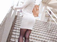 三次元 3次元 エロ画像  スーツ べっぴん娘通信 01