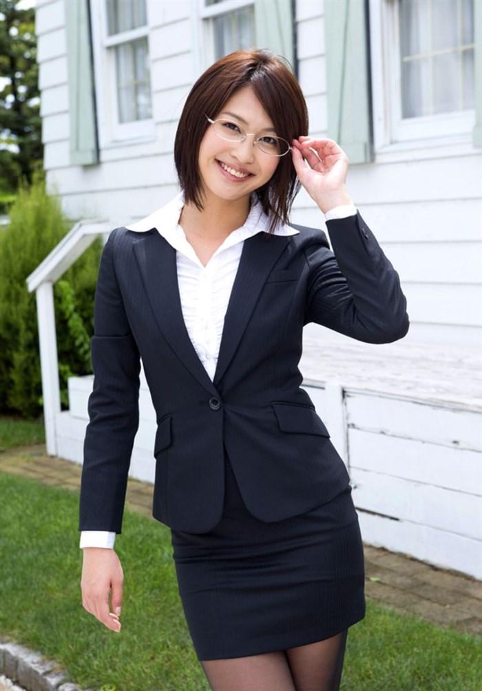 三次元 3次元 エロ画像  スーツ べっぴん娘通信 04
