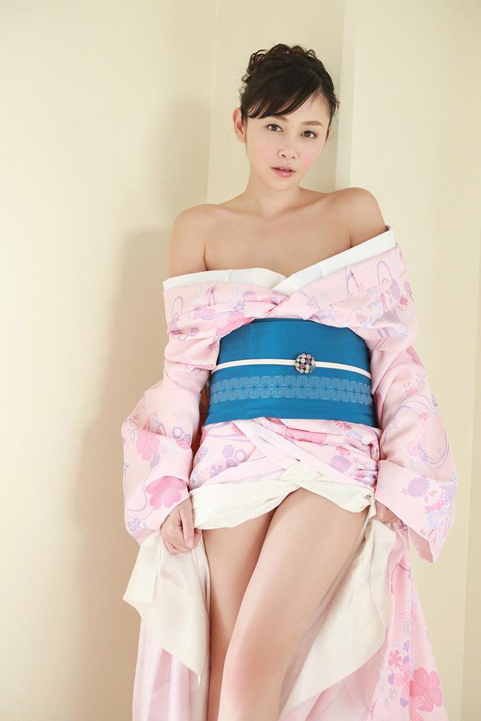 三次元 3次元 エロ画像 浴衣 着物 和服 べっぴん娘通信 21