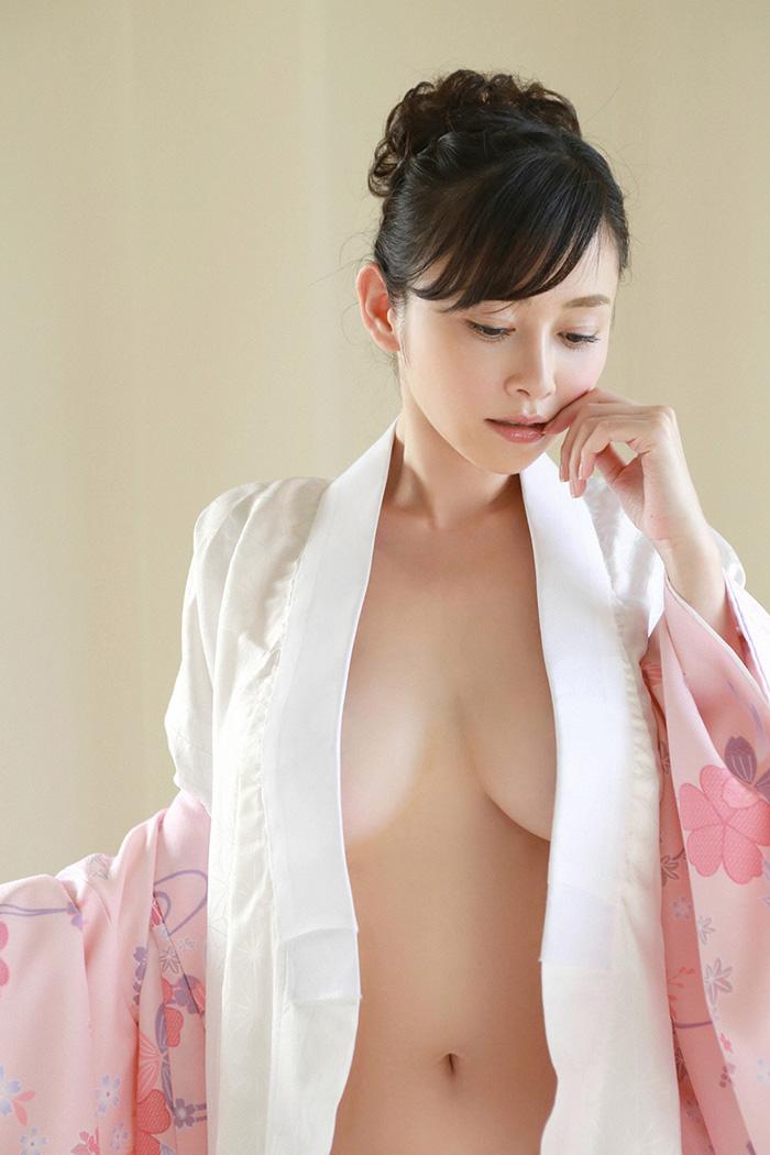 三次元 3次元 エロ画像 浴衣 着物 和服 べっぴん娘通信 22