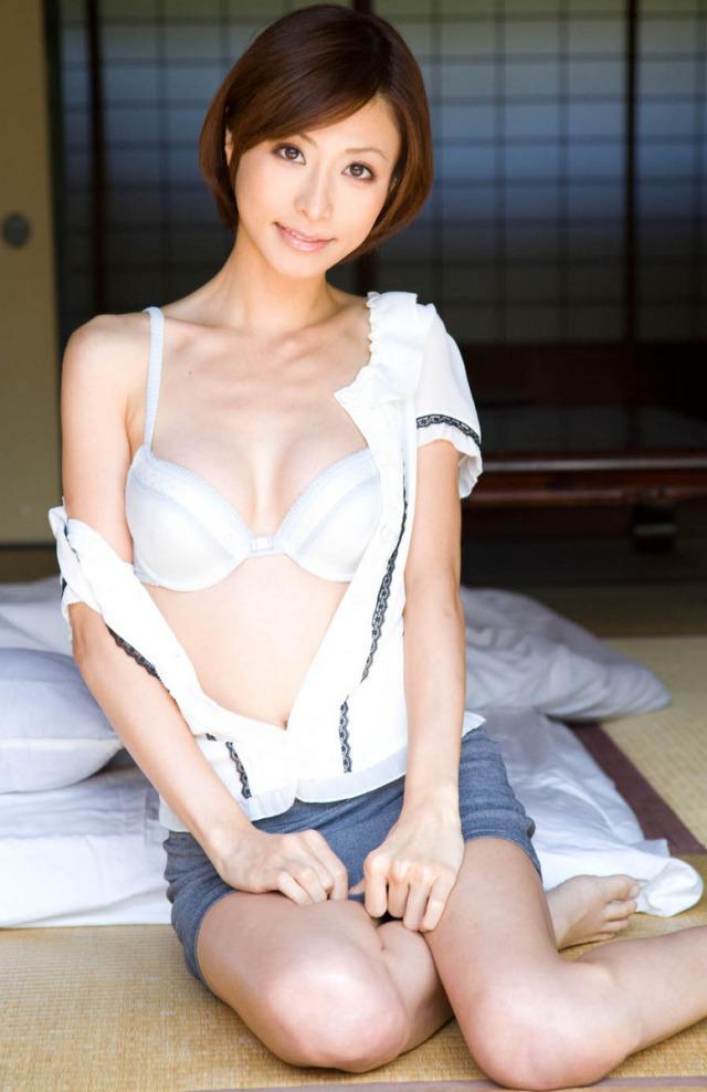 三次元 3次元 エロ画像 和室 美人 べっぴん娘通信 39