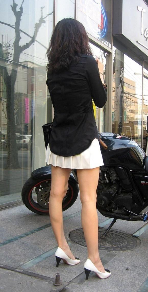 三次元 3次元 エロ画像 街撮り ミニスカ 素人 べっぴん娘通信 07
