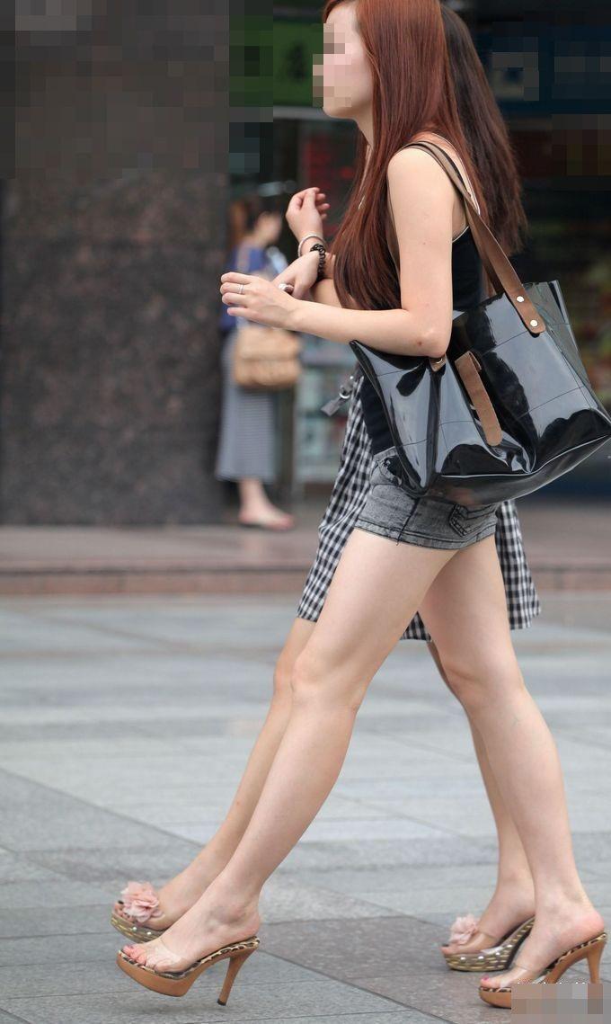 三次元 3次元 エロ画像 街撮り ミニスカ 素人 べっぴん娘通信 16